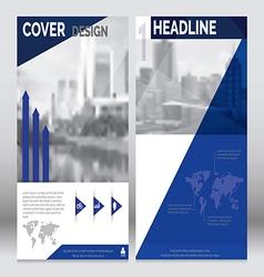 Brochure Template3 vector image