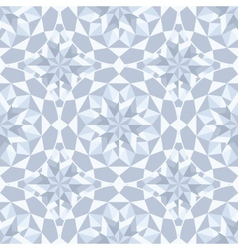 Diamond stone seamless background vector