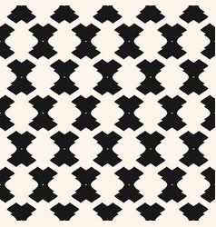 geometric ornament pattern elegant design vector image