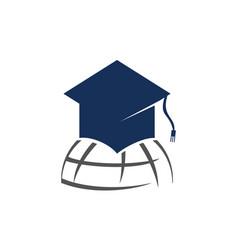 world education vector image