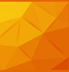 Abstract orange graphic art vector