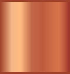 Copper gradients coral bronze gradient vector