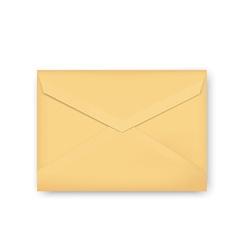 Realistic envelope vector image vector image