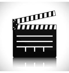 Movie and videofilm entertainment vector