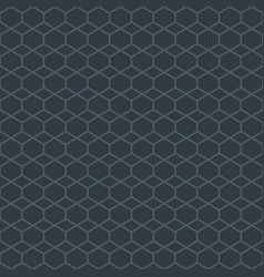 abstract grey grid seamless pattern vector image