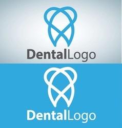 Dental logo 4 vector