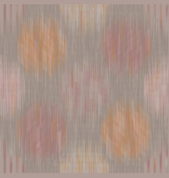 Muted marl ikat seamless pattern blended gradient vector