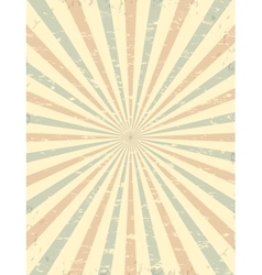 Vintage grunge circus background vector image