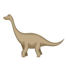 tyrannosaurus icon cartoon style vector image vector image