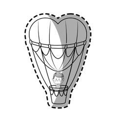 kawaii boy icon vector image