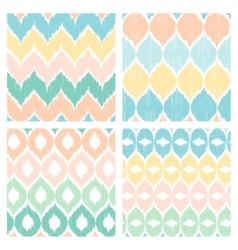 Gentle pattern vector image