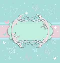 card cover vector image vector image