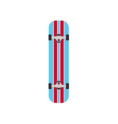 skateboard design skate hipster sport urban vector image
