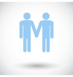 Gay sign vector