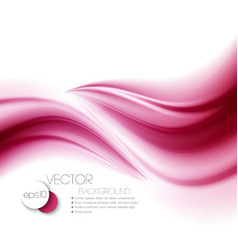 Beautiful Satin Drapery Background vector image
