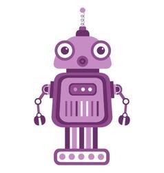 Cute robot vector