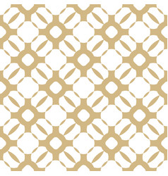 Golden seamless pattern in oriental style vector