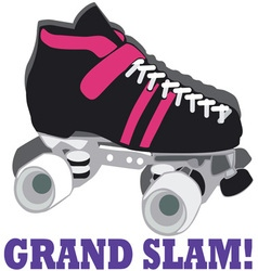Grand Slam vector image