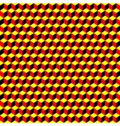 3d pattern vector image