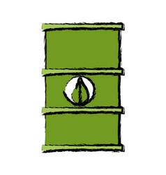 green energy alternative ecological concept vector image