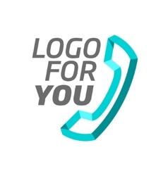 Phone logo vector