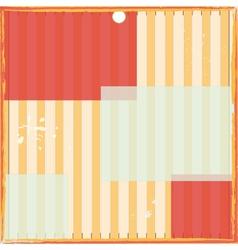 vintagebackground vector image