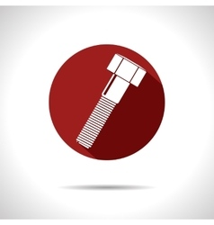 bolt icon Eps10 vector image