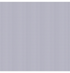 Knitted pattern background vector