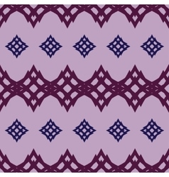 Rhombus geometric seamless pattern 603 vector image