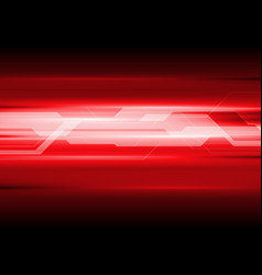 Dark red technical abstract background vector image