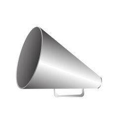 set director megaphone icon image vector image