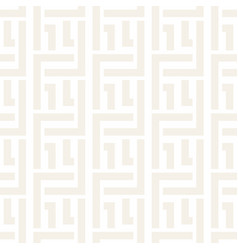 interlacing lines subtle lattice ethnic vector image