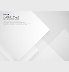 abstract of wide square white paper pattern in vector image