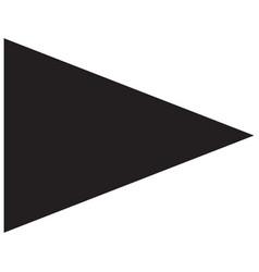 Arrow symbol vector