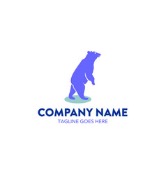 Bear logo-4 vector