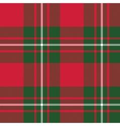 Macgregor tartan kilt fabric textile seamless vector