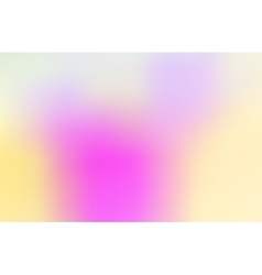 pink blurred abstract background vector image