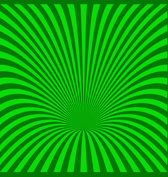 Curved radial stripe background - from rays vector