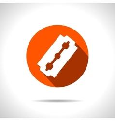 blade icon Eps10 vector image