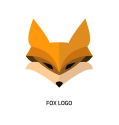 fox-logo-design-3 vector image