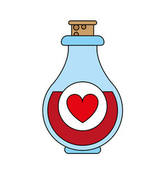 Love potion vector