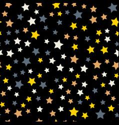 Star pattern seamless vector