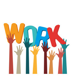 Teamwork people company icon vector