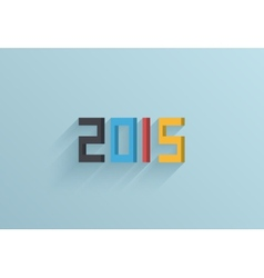 2015 background Eps10 vector image vector image