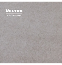 gray brown watercolor background vector image