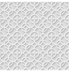 Paper gray seamless pattern vector image