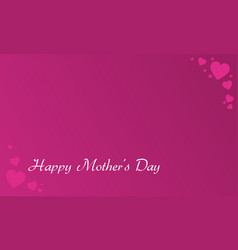 Card mother day style collection vector