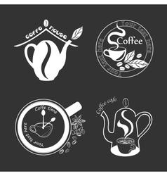Coffee Logos vector