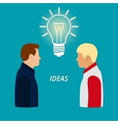 Men The new idea vector