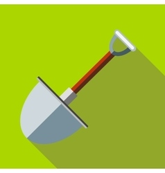 Multifunction spade icon flat style vector